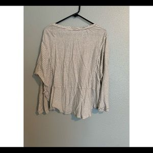 Free People Tops - Free People - We The Free - Hong Kong Henley